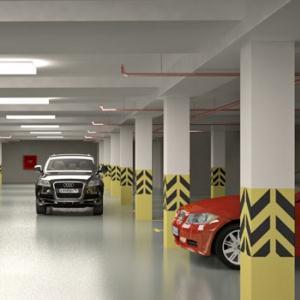 Автостоянки, паркинги Понырей