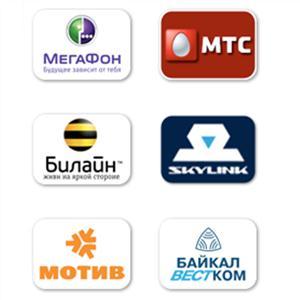 Операторы сотовой связи Понырей