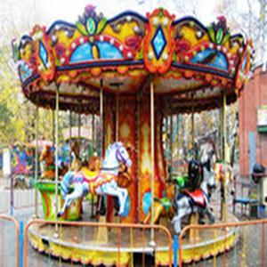 Парки культуры и отдыха Понырей