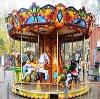 Парки культуры и отдыха в Понырях