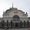 Железнодорожные вокзалы в Понырях